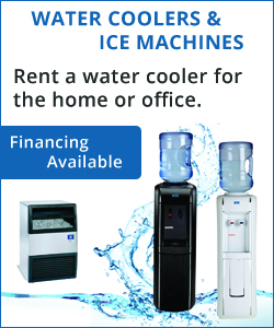Water Coolers & Ice Machines
