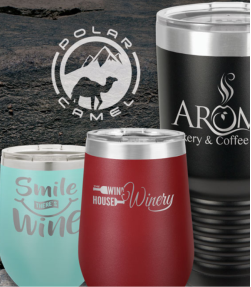 Custom Engraved Cups